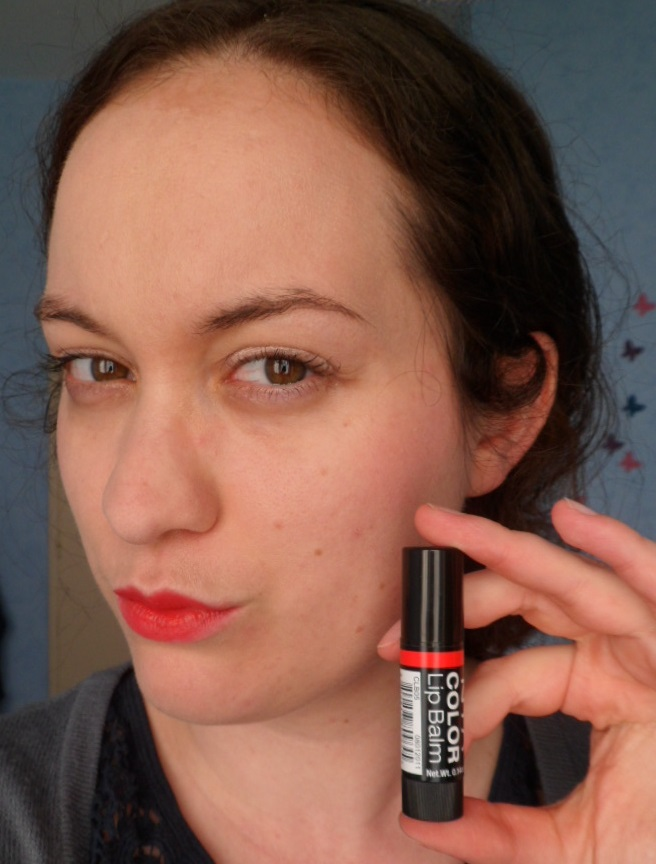 nyx lip balm red - Baume Lvres Color